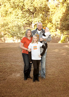 Spurlin Family Fall 2013
